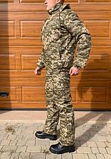 Куртка зимова ЗСУ фліс, фото 3