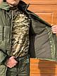 Бушлат Олива Горка Зимний Военный, фото 2