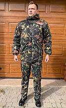 Камуфляжный костюм зимний Дубок