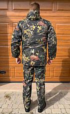 Камуфляжный костюм зимний Дубок, фото 2