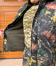 Камуфляжный костюм зимний Дубок, фото 3