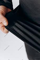 Термобелье Мужское, спортивное Черное ( комплект термобелья ), фото 3