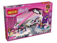 Конструктор для девочек Girls COGO 4528, 303 детали