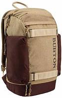 Городской рюкзак Burton Distortion Pack X 2021 29л коричневый