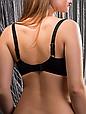 Бюстгальтер Diorella 38005E, цвет Черный, размер 90E, фото 4