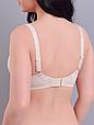 Бюстгальтер Diorella 34160-1E, цвет Бежевый, размер 90E, фото 3