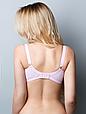 Бюстгальтер Diorella 38018D, цвет Розовый, размер 75D, фото 4