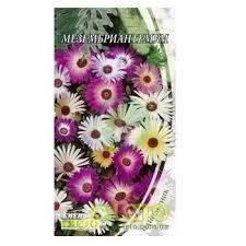 Семена Цветы Мезембриантемум /0,2 г/ Семена Украины