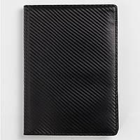 Ежедневник A5 датированный ЗВ-55 'CARBON' черный, фото 1