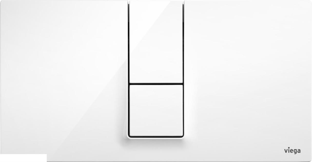 Кнопка змиву Visign for Style 14, біла (654689)