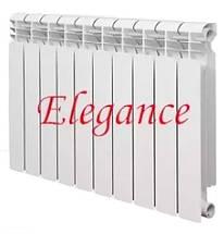 Біметалічний радіатор ELEGANCE 500*96