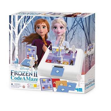 🔥 Набор для обучения детей программированию 4M Frozen 2 Холодное сердце 2 (00-06202)