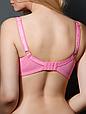Бюстгальтер Diorella 35381E, цвет Розовый, размер 80E, фото 4