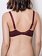 Бюстгальтер Diorella 61583D, цвет Бордовый, размер 85D, фото 4