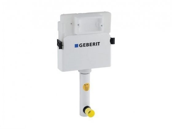 Geberit Delta бачок скрытого монтажа Geberit 109.100.00.1