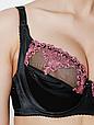 Бюстгальтер Diorella 62136Dxx, цвет Черно-Коралловый, размер 75D, фото 3