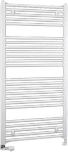 Полотенцесушитель Koralux Linear Classic Korado цвет - белый 450*30*1500