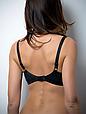 Бюстгальтер Diorella 62695D, цвет Черно-Коричневый, размер 75D, фото 3