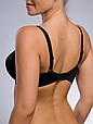 Бюстгальтер Diorella 36143D, цвет Черный, размер 75D, фото 3