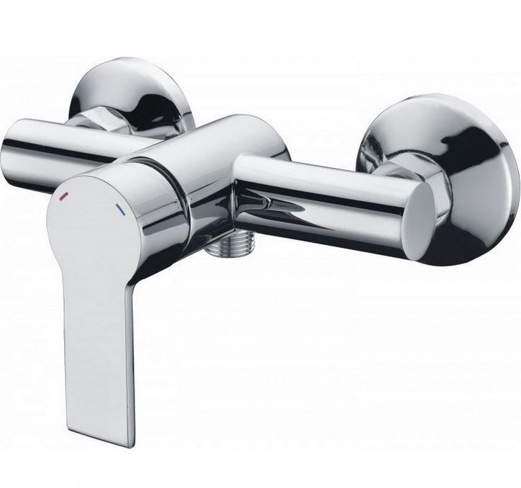 Kvadro Arc смеситель однорычажный для душа 35 мм Koller Pool KA0450