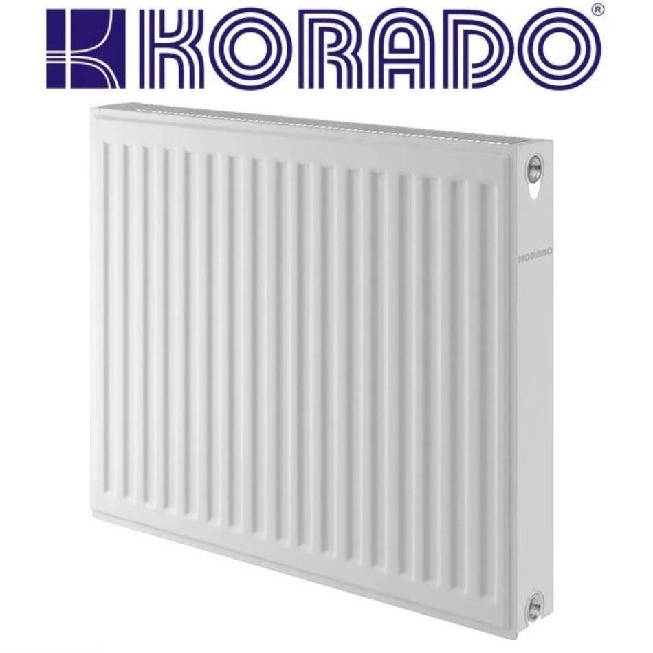 Радиатор стальной 10VK 900X900 Korado с нижним подключением
