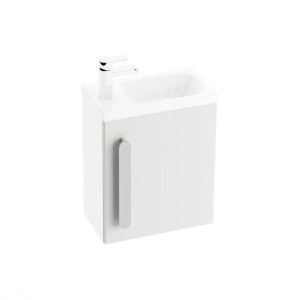 Двери для Chrome Mini 400 L (белый) Ravak X000000540