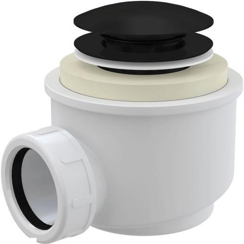 Сифон для душового піддону CLICK/CLACK AlcaPlast