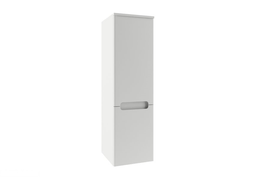 Пенал SB-350 Classic L (білий/білий) Ravak X000000356