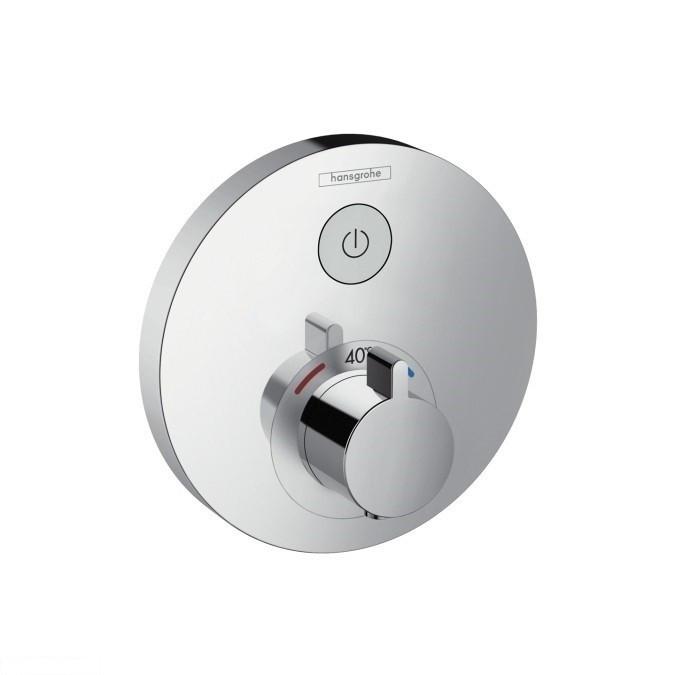 Зовнішня частина термостата Hansgrohe Shower Select S 15744000