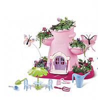 Волшебный сад набор для девочки В наборе: домик светится, играет музыка, сад (семена), мебель, инструменты.