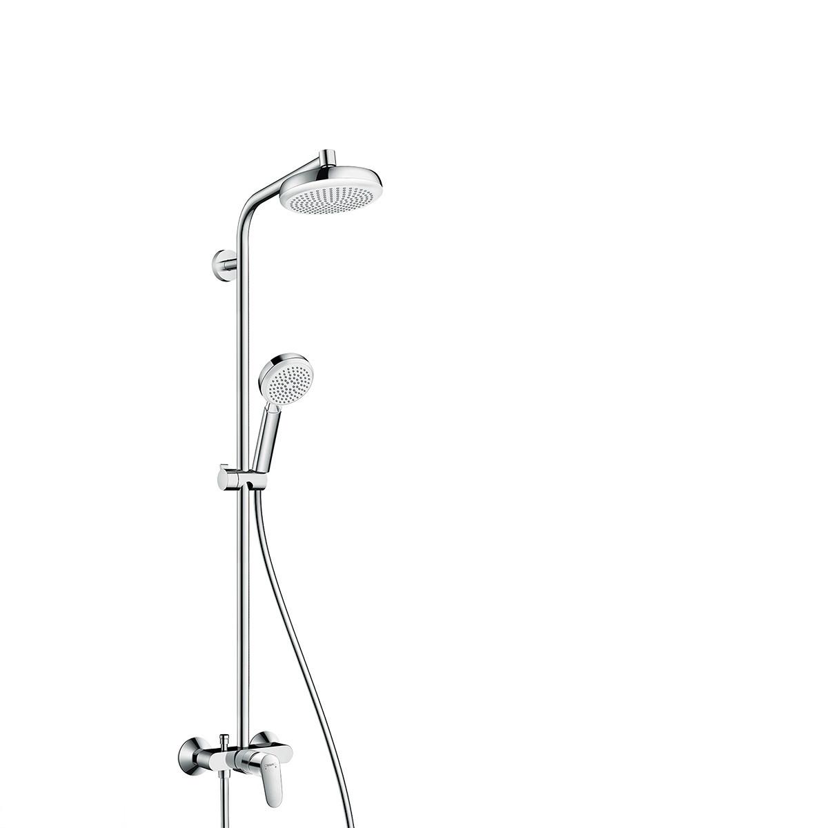Душова система Hansgrohe Crometta 27266400 1jet Showerpipe
