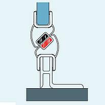 Ножки для ванни RIHO POOTSET01U UNIVERSAL
