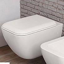 SHCOVSK Shui comfort Унитаз подвесной безободковыйRIMLESS (4,5л),KeepClean, белый