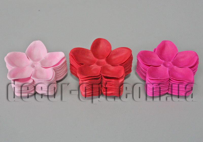 Лепестки роз из мыла 8-9см/50гр