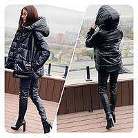 Куртка женская зимняя 42-58, фото 1