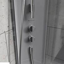 558.131.00.1 Душова панель IDO Comfort  для кабін Showerama 10-5,  біла