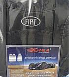Авточохли Fiat Ducato II, 1+2 ,1994-2006 Nika Фіат Дукато 2, фото 2