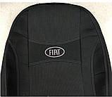 Авточохли Fiat Ducato II, 1+2 ,1994-2006 Nika Фіат Дукато 2, фото 3