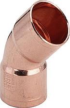 Отвод 45° 15 мм, 95041