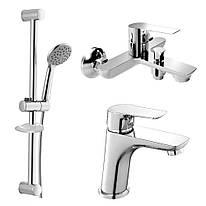 KUCERA набор для ванны (05105+10105+штанга R670SD)