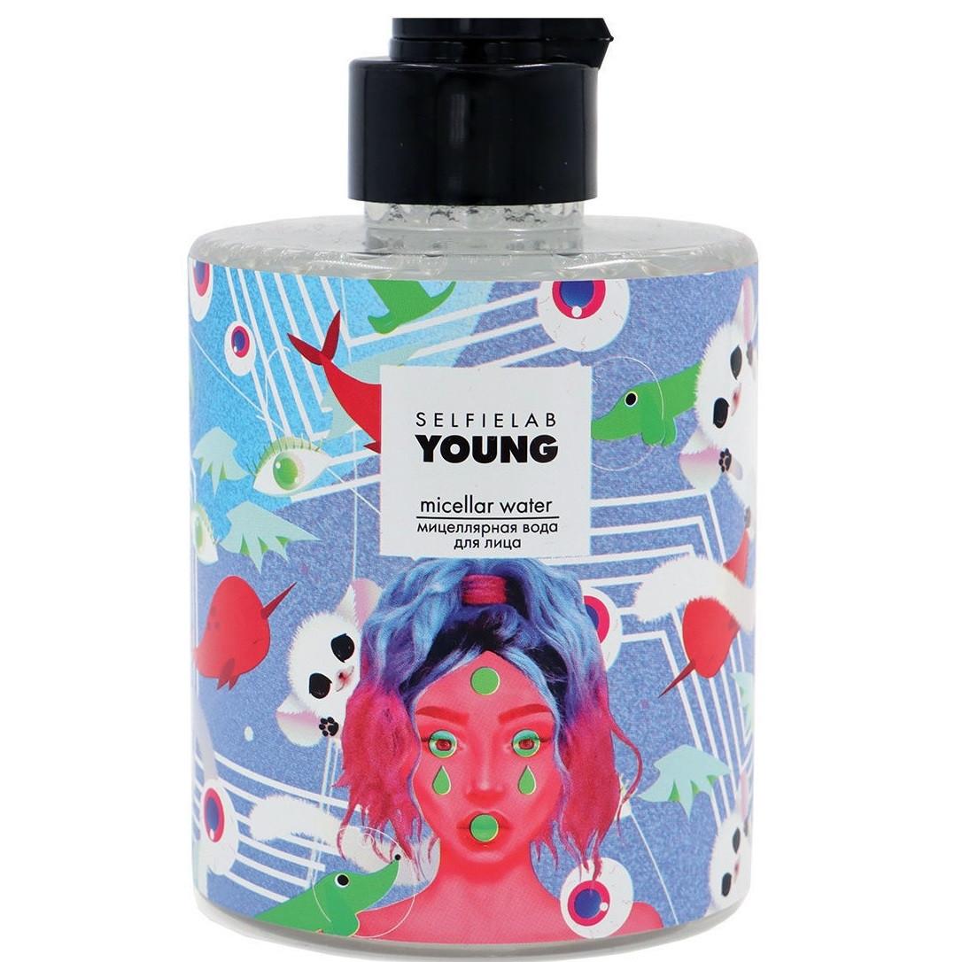 Мицеллярная вода для лица Selfielab Young Micellar Water 300 мл