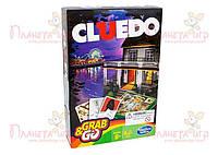 Настольная игра Hasbro Клюэдо. Дорожная версия (Клуэдо, Cluedo Travel, Clue) (В0999)
