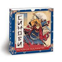Настольная игра Правильные игры Синоби. Война кланов (Shinobi. War of clans) (36912)