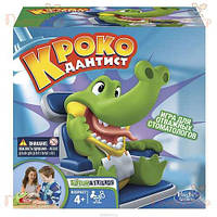 Настольная игра Hasbro Крокодильчик Дантист (Crocodile Dantist) (В0408)