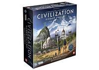 Настольная игра Hobby World Цивилизация Сида Мейера: Новый рассвет. Терра Инкогнита (Sid Meier's