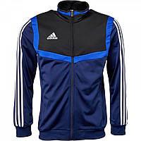 Спортивна кофта adidas Tiro 19 Poly Track Top Dark Blue/White Blue - Оригінал