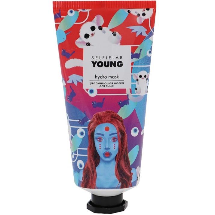 Маска увлажняющая для лица Selfielab Young Hudro Mask 50 мл