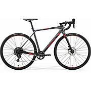 Велосипед Merida MISSION CX 5000 L(56cм) SILK SILVER 2019