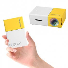 Міні проектор LED Projector YG-300 Mini