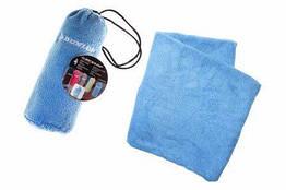 Полотенце спортивное Dunlop Sport towel синее